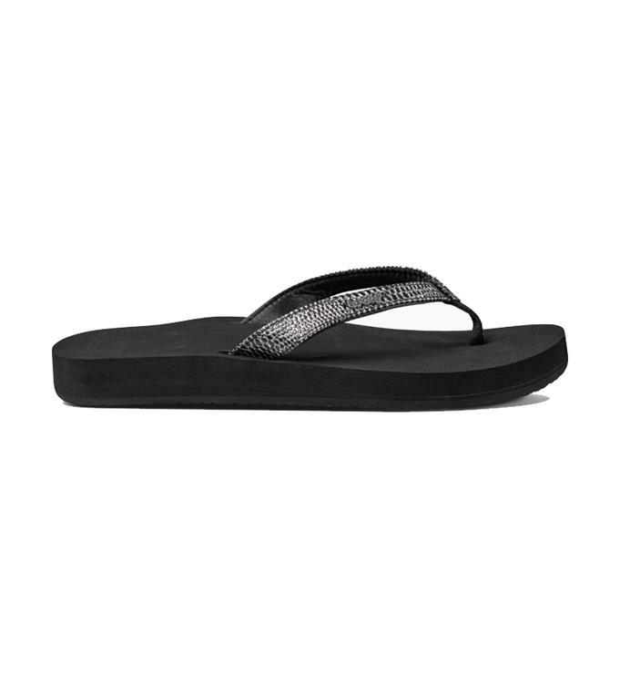 Reef Stargazer dames slippers grijs