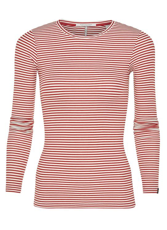 Maison Scotch T-Shirt 137299
