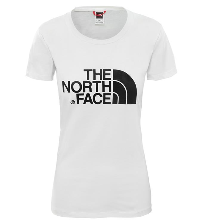 The North Face W CB S/S EASY TEE TNF WHIT/TNF WH
