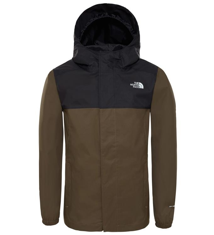 The North Face B RESOLVE REF JKT NEW TAUPE GRN