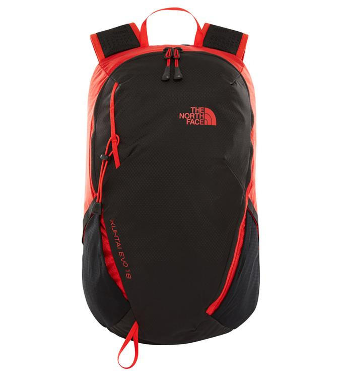 The North Face KUHTAI EVO 18 FIERY RED/TNF B