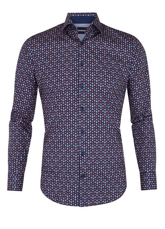 Blue Industry Shirt 797- 62