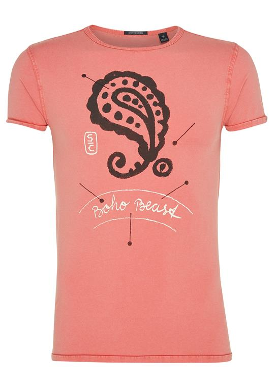Scotch & Soda T-Shirt 136484