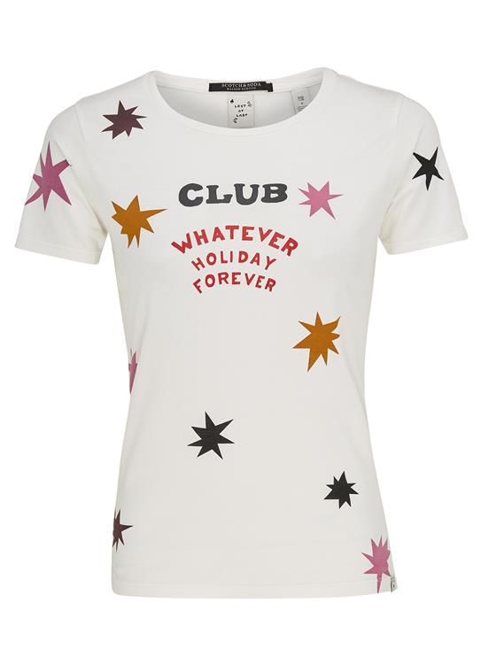 Maison Scotch T-Shirt 137346