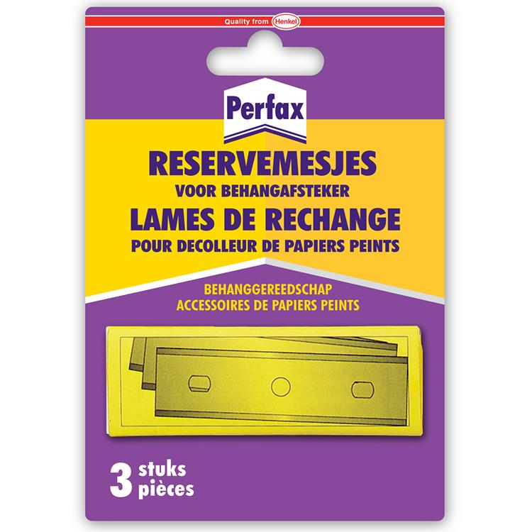 1001832 - PERFAX POWERBLADE RESERVE MESJES