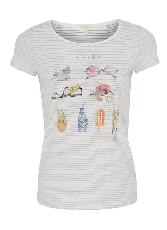 Esprit T-Shirt 057EE1K044