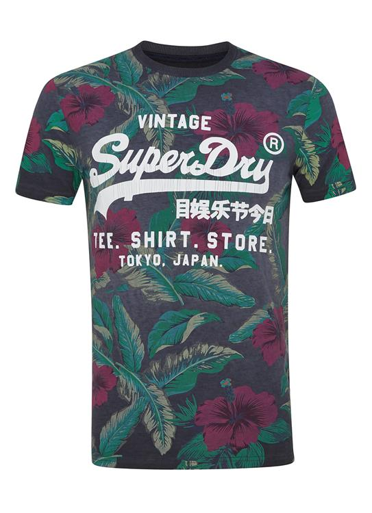Superdry T-Shirt M10008FO