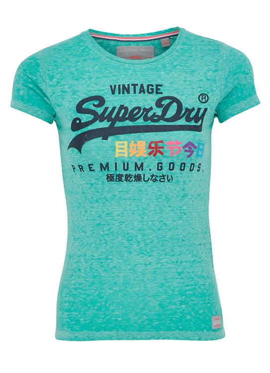 Superdry T-shirt Goods Burnout