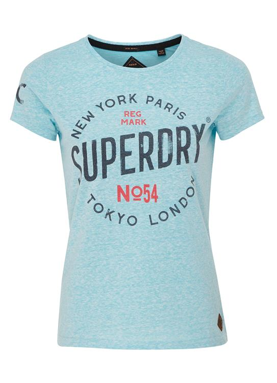Superdry T-shirt City of Dreams