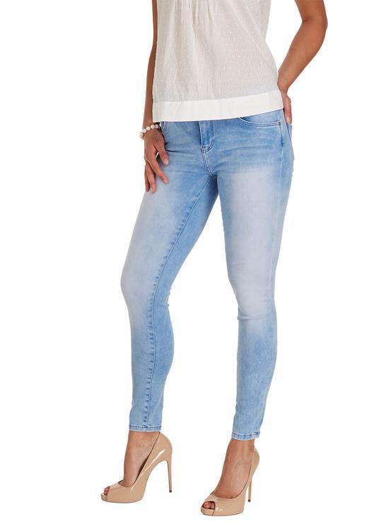 SuperTrash Jeans Paradise Italian crop Sateen CS17M127