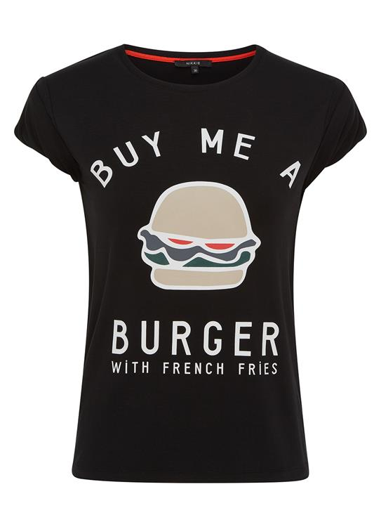 Nikkie T-Shirt Buy Me A Burger