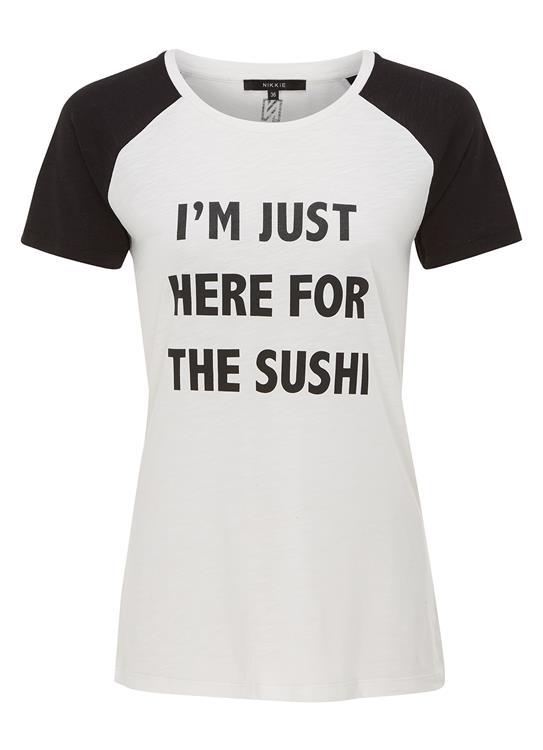 Nikkie T-shirt Sushi