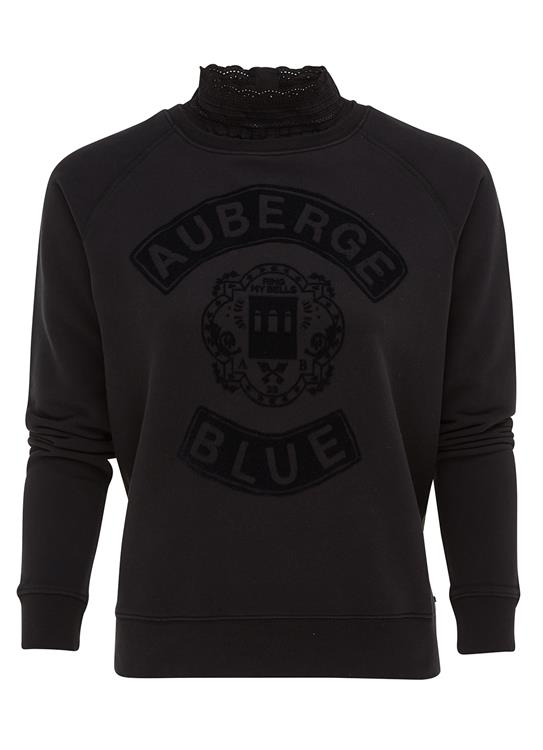 Amsterdams Blauw Sweater Vintage
