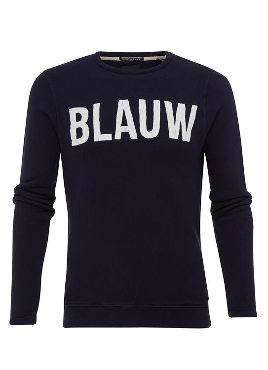 Amsterdams Blauw Sweater Signature