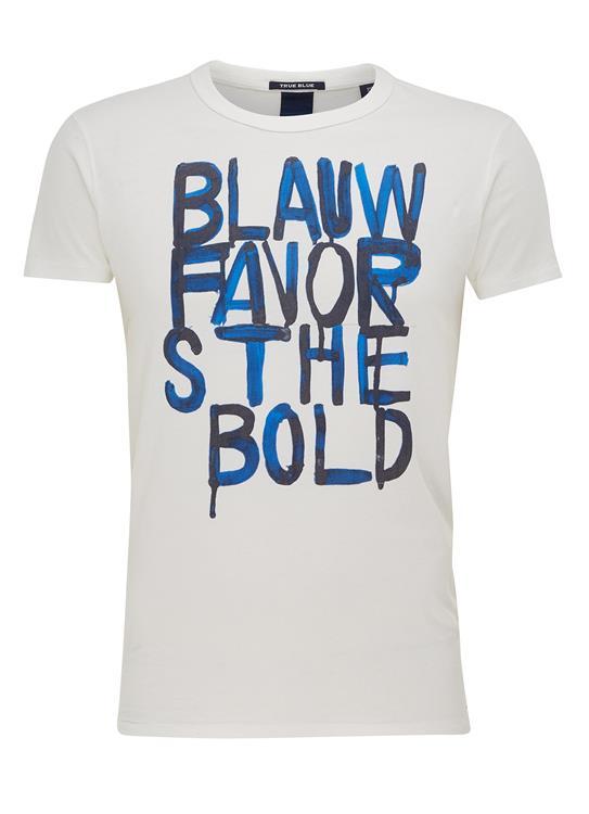 Amsterdams Blauw T-shirt Vintage