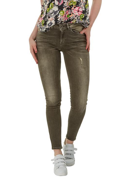 Amsterdams Blauw Jeans Rocking Grey