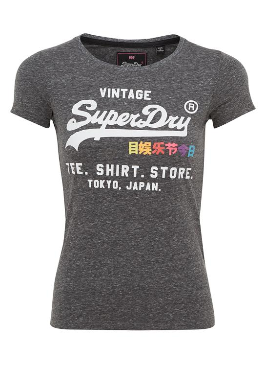 Superdry T-Shirt Rainbow Pop