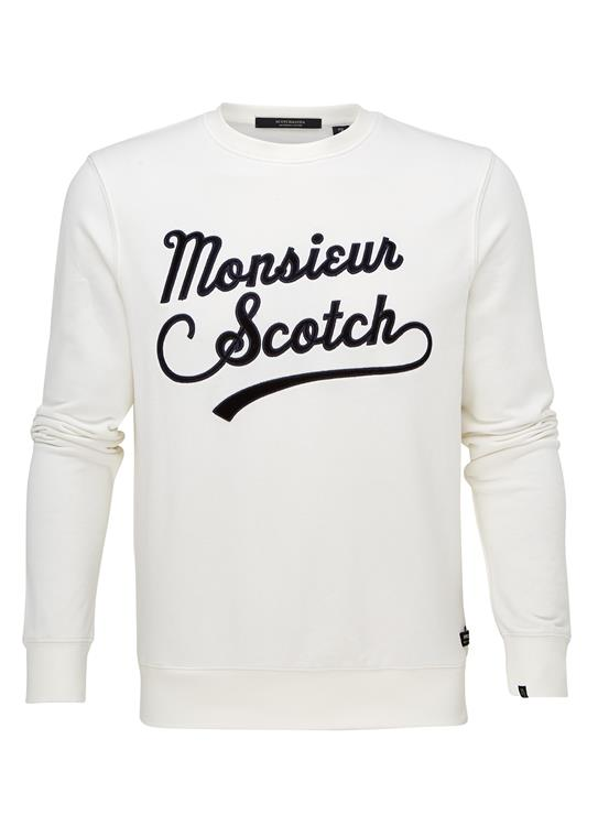 Scotch & Soda Sweater Velvet