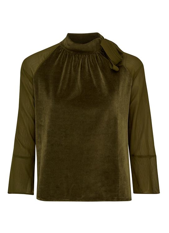 Gustav Top Velvet