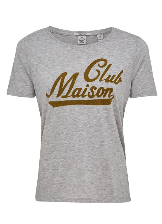 Maison Scotch T-Shirt SS Logo