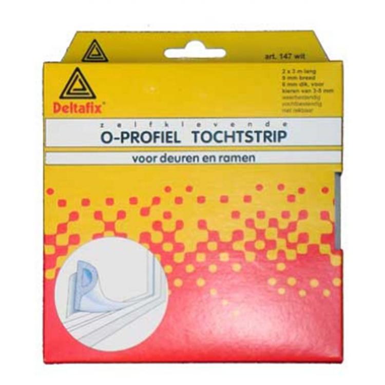 TOCHTSTRIP O-PROFIEL