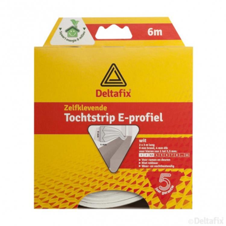 TOCHTSTRIP E-PROFIEL