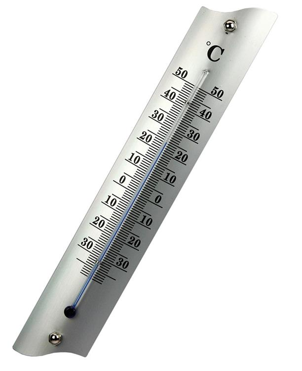 Thermometer Metaal 22Cm