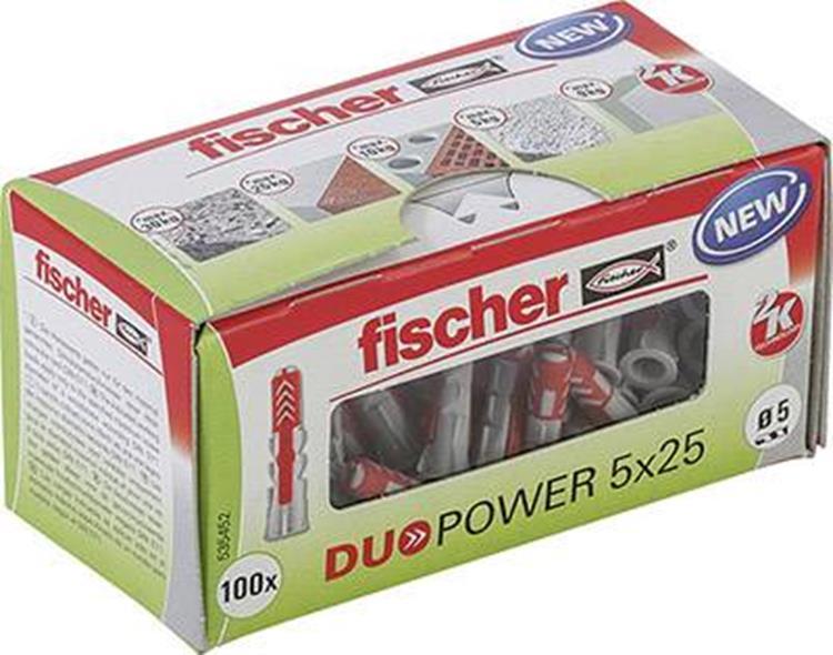 fischer DUOPOWER 5x25