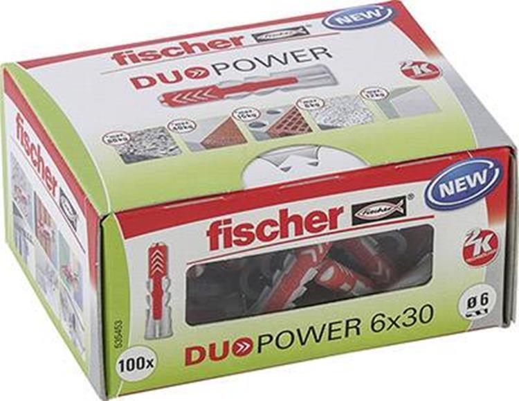fischer DUOPOWER 6x30