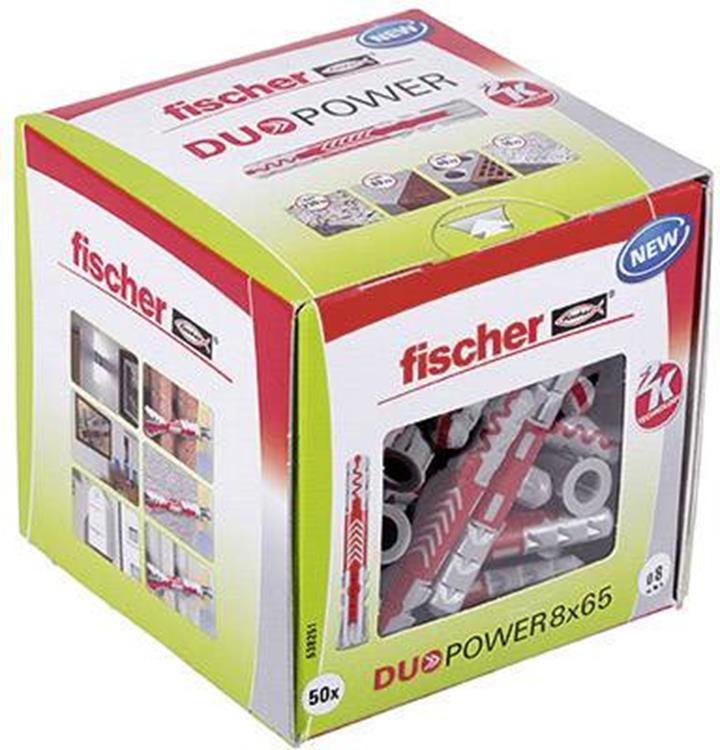 fischer DUOPOWER 8x65