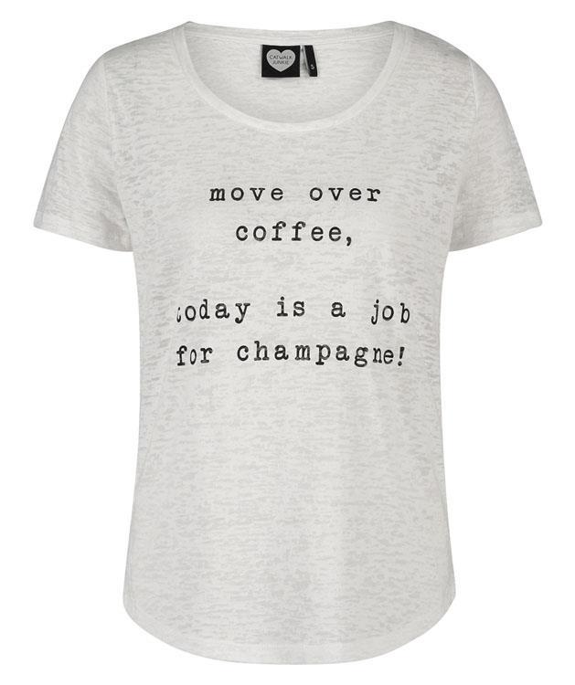 Catwalk Junkie T-Shirt Job