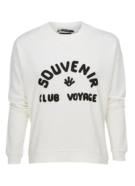 Maison Scotch Sweater Artworks
