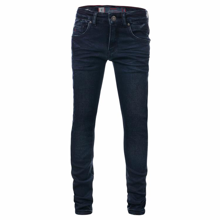 Blue Rebel Minor - comfy skinny fit - Night wash - dudes