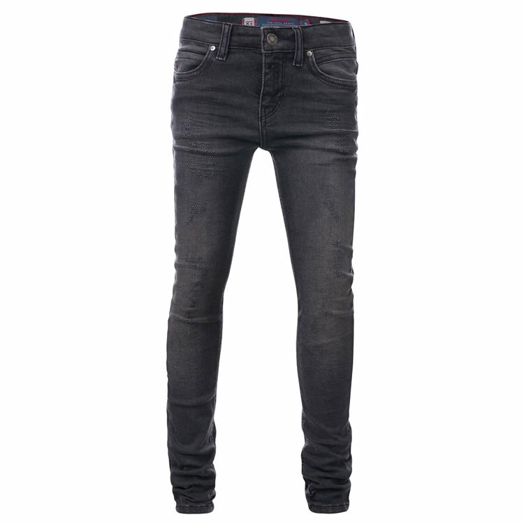 Blue Rebel Tile - super skinny fit - Rock wash - dudes