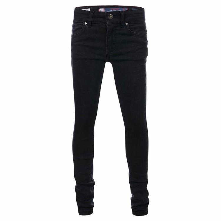 Blue Rebel Tile - super skinny fit - Black wash - dudes
