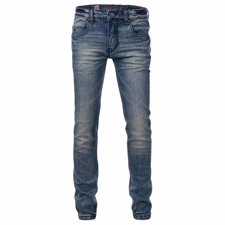 Blue Rebel Solder - skinny fit - Ounch wash - dudes