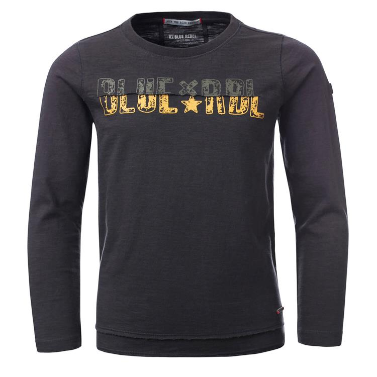 Blue Rebel - T-shirt - Shadow - dudes
