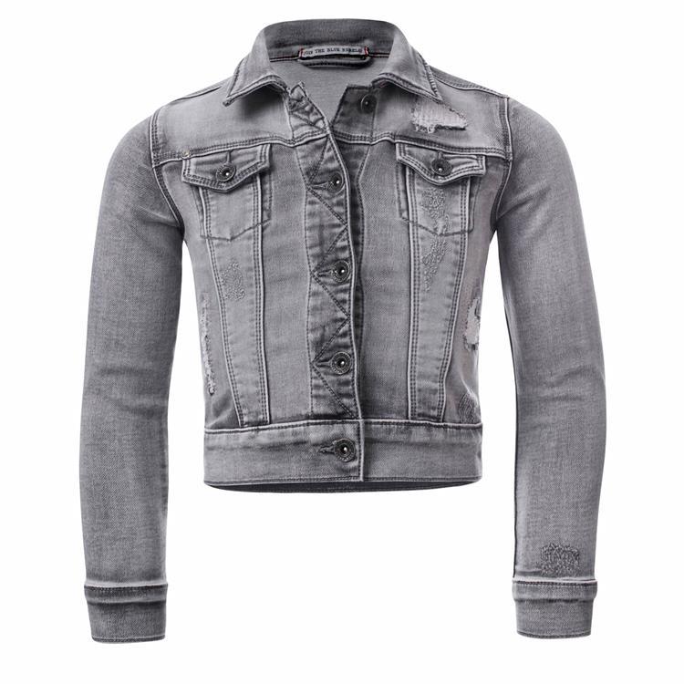 Blue Rebel - denim jacket - Grey wash - betties