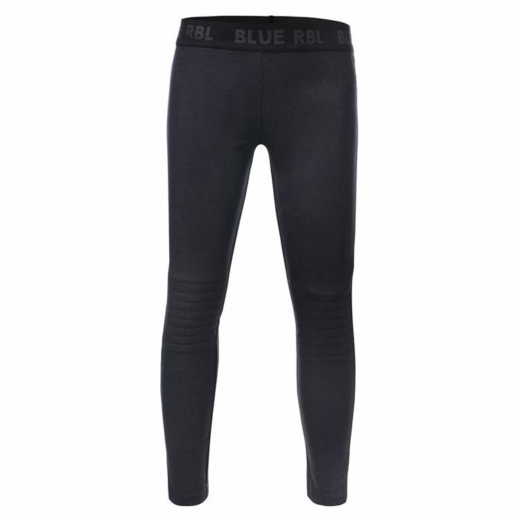 Blue Rebel - legging shiny - Black - betties