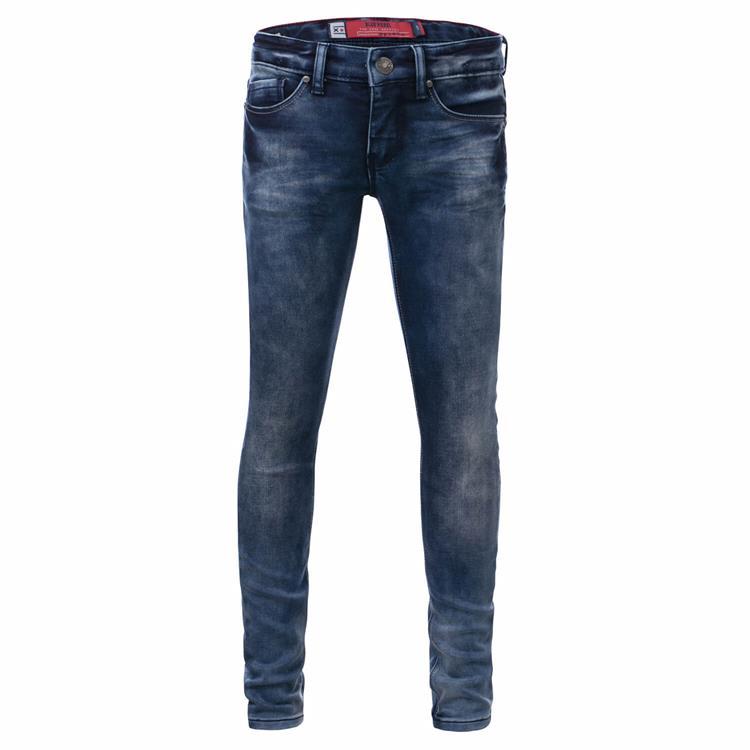 Blue Rebel Pyrope - comfy skinny fit - Blue wash - betties