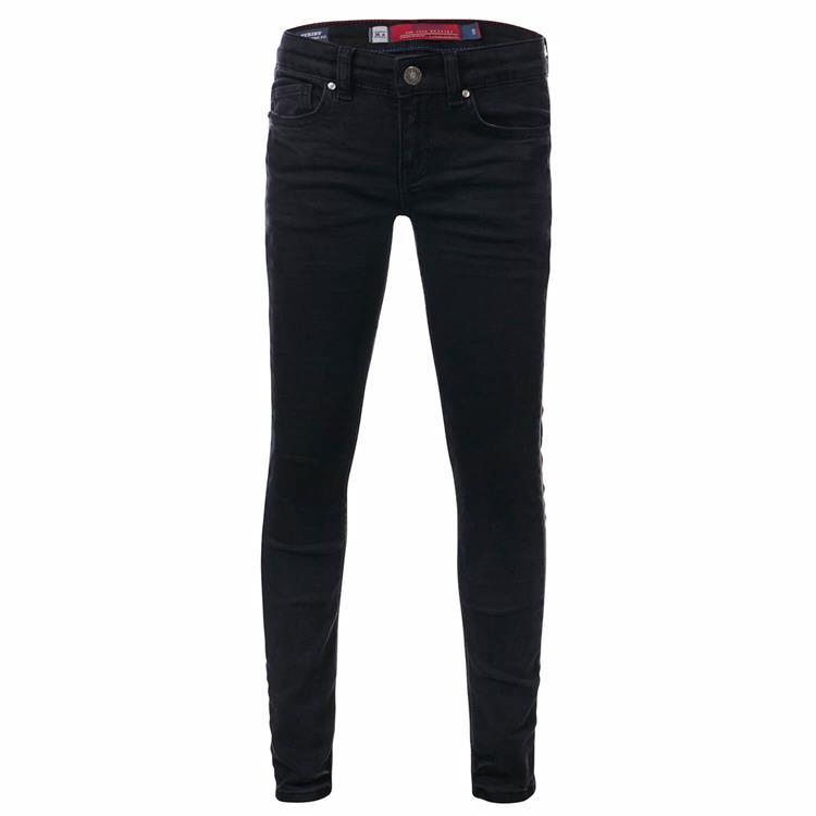 Blue Rebel Pyriet - comfy skinny fit - Black wash - betties
