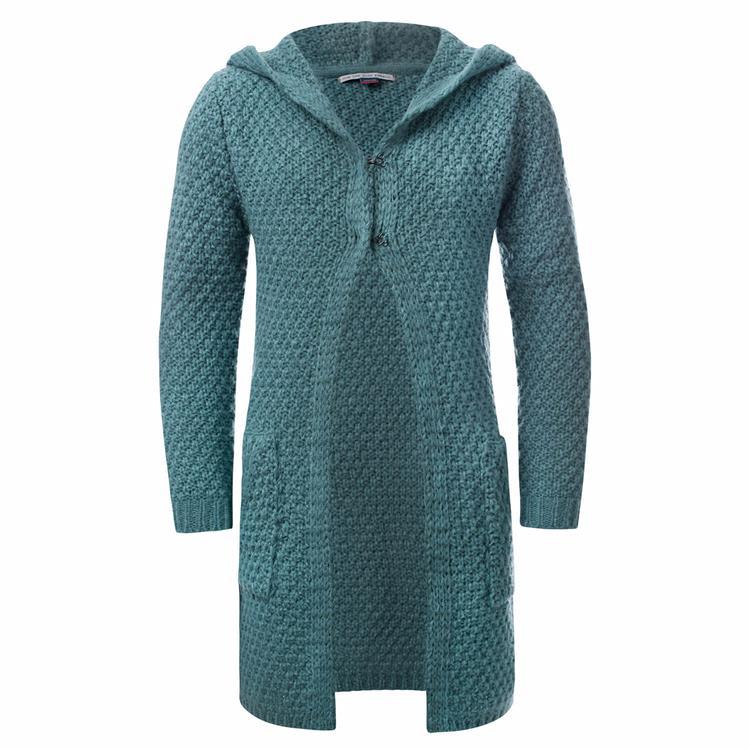 Blue Rebel - knitted cardigan - Moss - betties