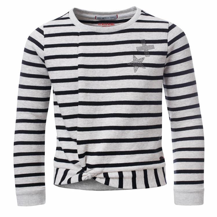 Blue Rebel - fancy sweater - Off white - betties