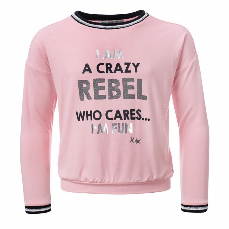 Blue Rebel - T-shirt - Blush - betties