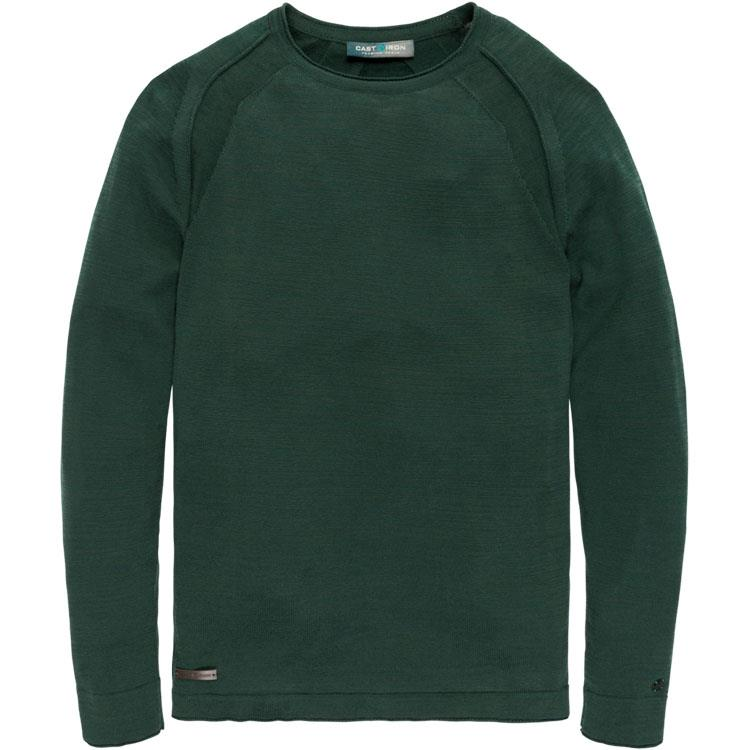 Cast Iron Trui Crewneck