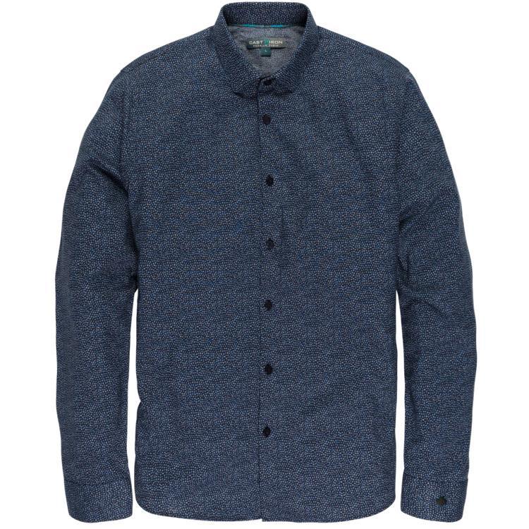 Cast Iron Overhemd Oxford