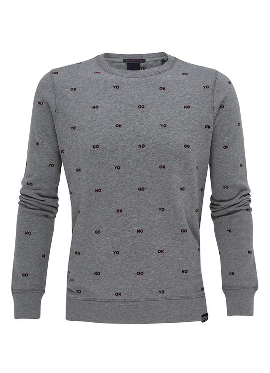 Scotch & Soda Sweater Print