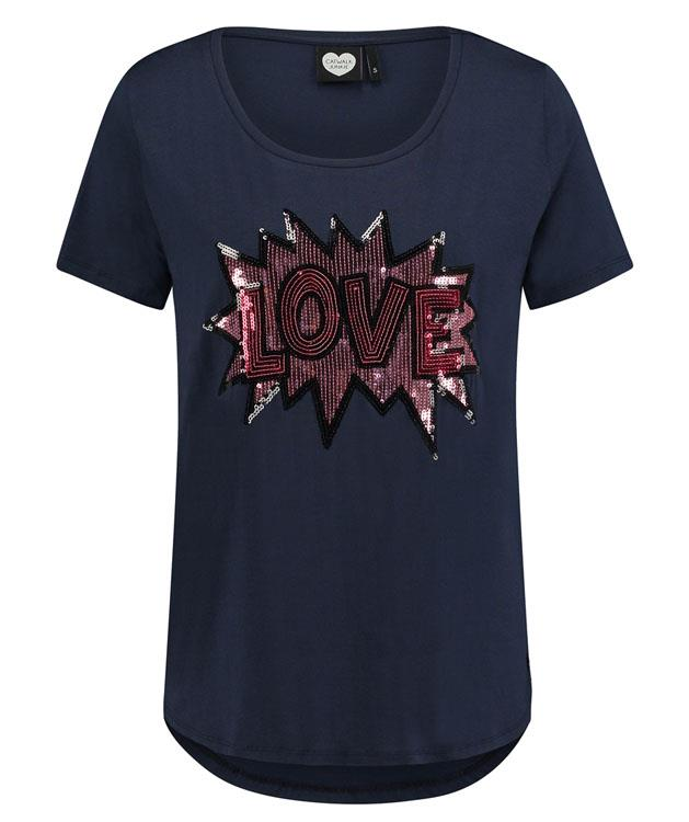Catwalk Junkie T-Shirt Love