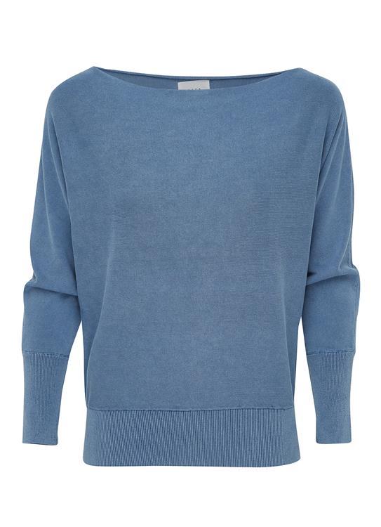 YAYA Sweater Off-shoulder 004280-721