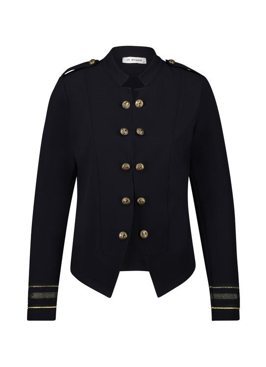 In Shape blazer Military